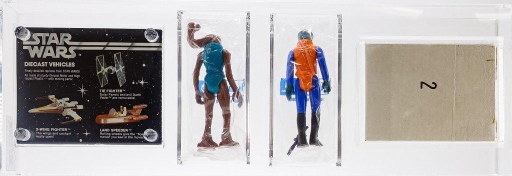 Star Wars Cantina Walrus Man Hammerhead AFA 85 - 2