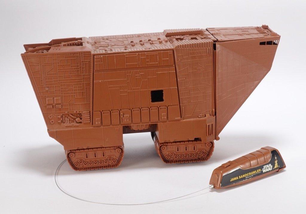 1979 Star Wars R/C Jawa Sandcrawler Complete