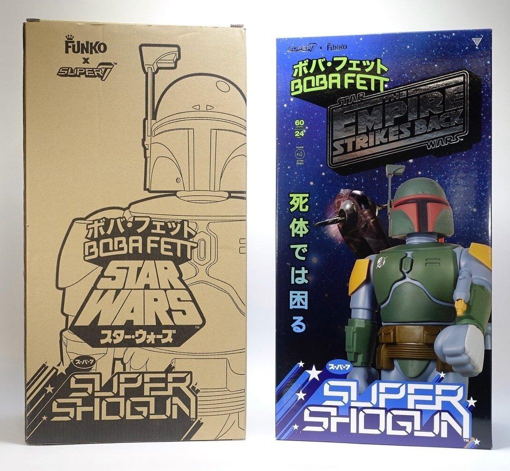 Funko Star Wars Super Shogun ESB Boba Fett