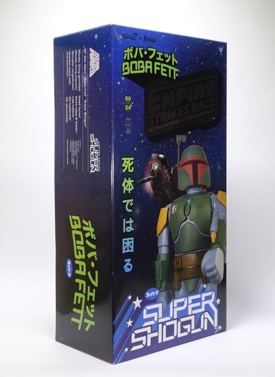 Funko Star Wars Super Shogun ESB Boba Fett - 2