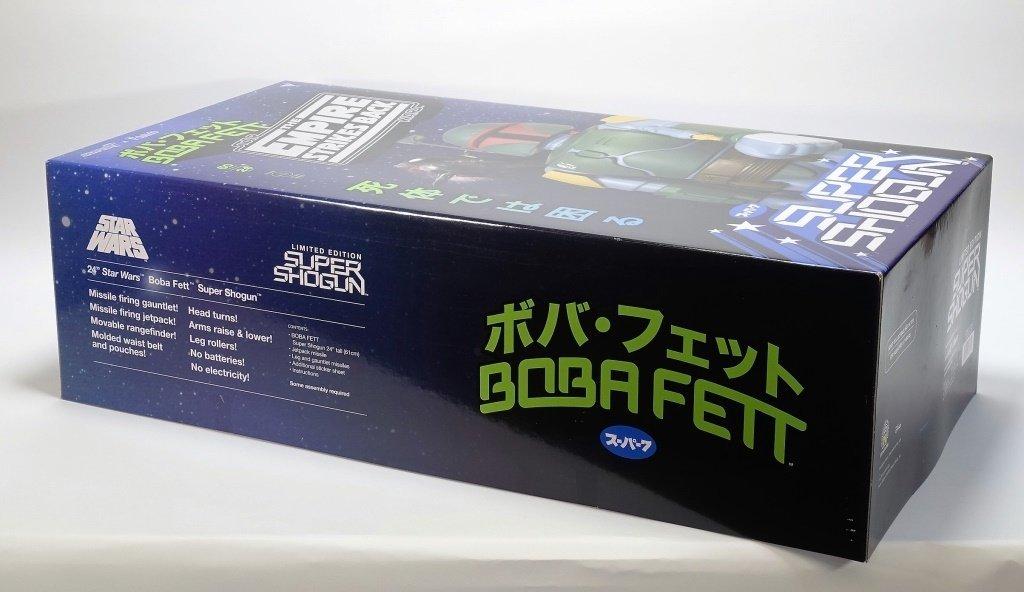 Funko Star Wars Super Shogun ESB Boba Fett - 4