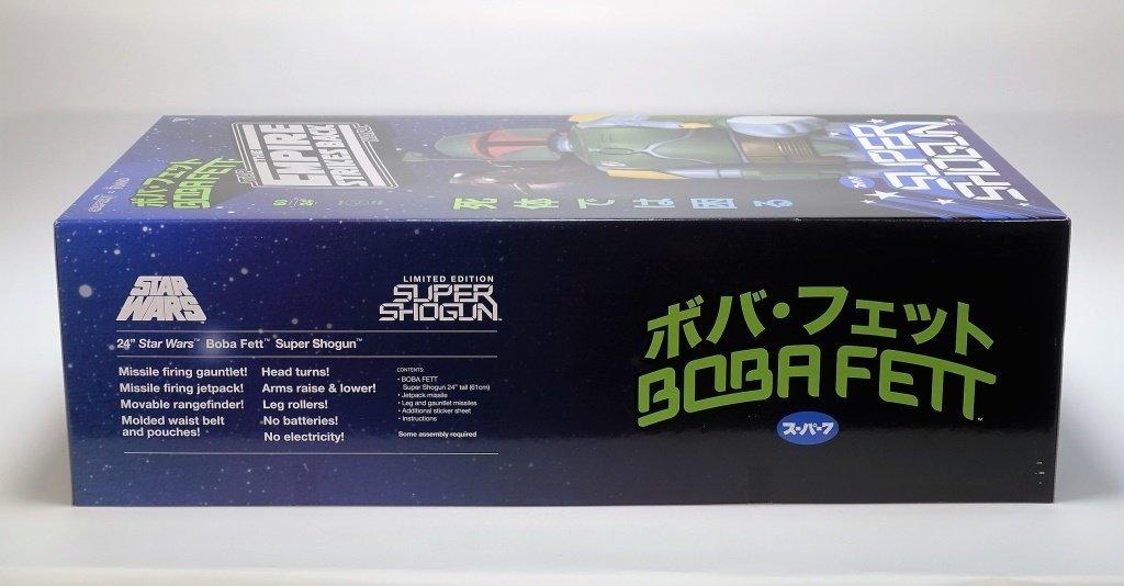 Funko Star Wars Super Shogun ESB Boba Fett - 5