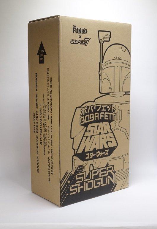 Funko Star Wars Super Shogun ESB Boba Fett - 6