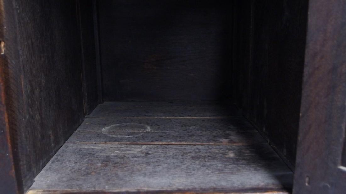 Italian Renaissance Revival Carved Wood Cabinet - 8