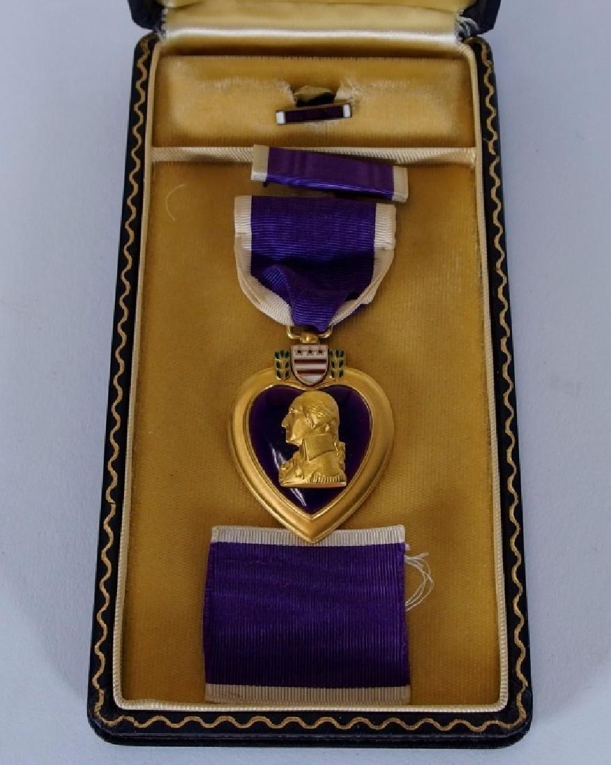 WWII Medal grouping for 1st LT Anthony J Ankuta - 2