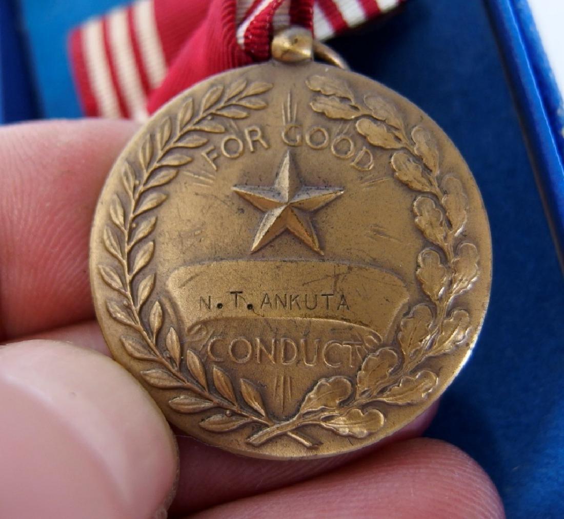 WWII Medal grouping for 1st LT Anthony J Ankuta - 5