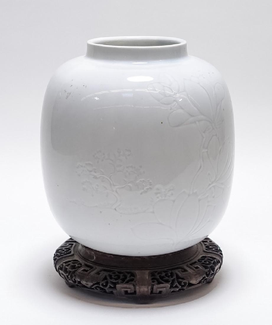 C.1920 American ARS Design Pottery Celadon Vase