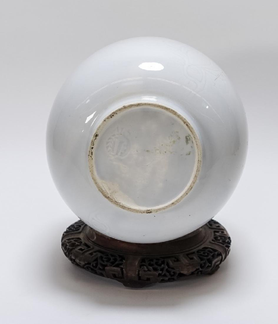 C.1920 American ARS Design Pottery Celadon Vase - 5