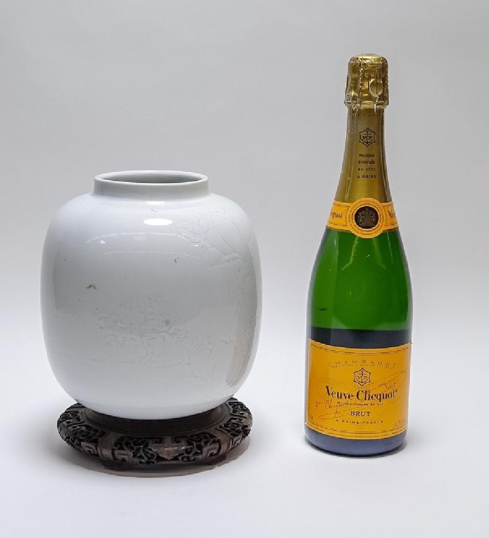 C.1920 American ARS Design Pottery Celadon Vase - 8