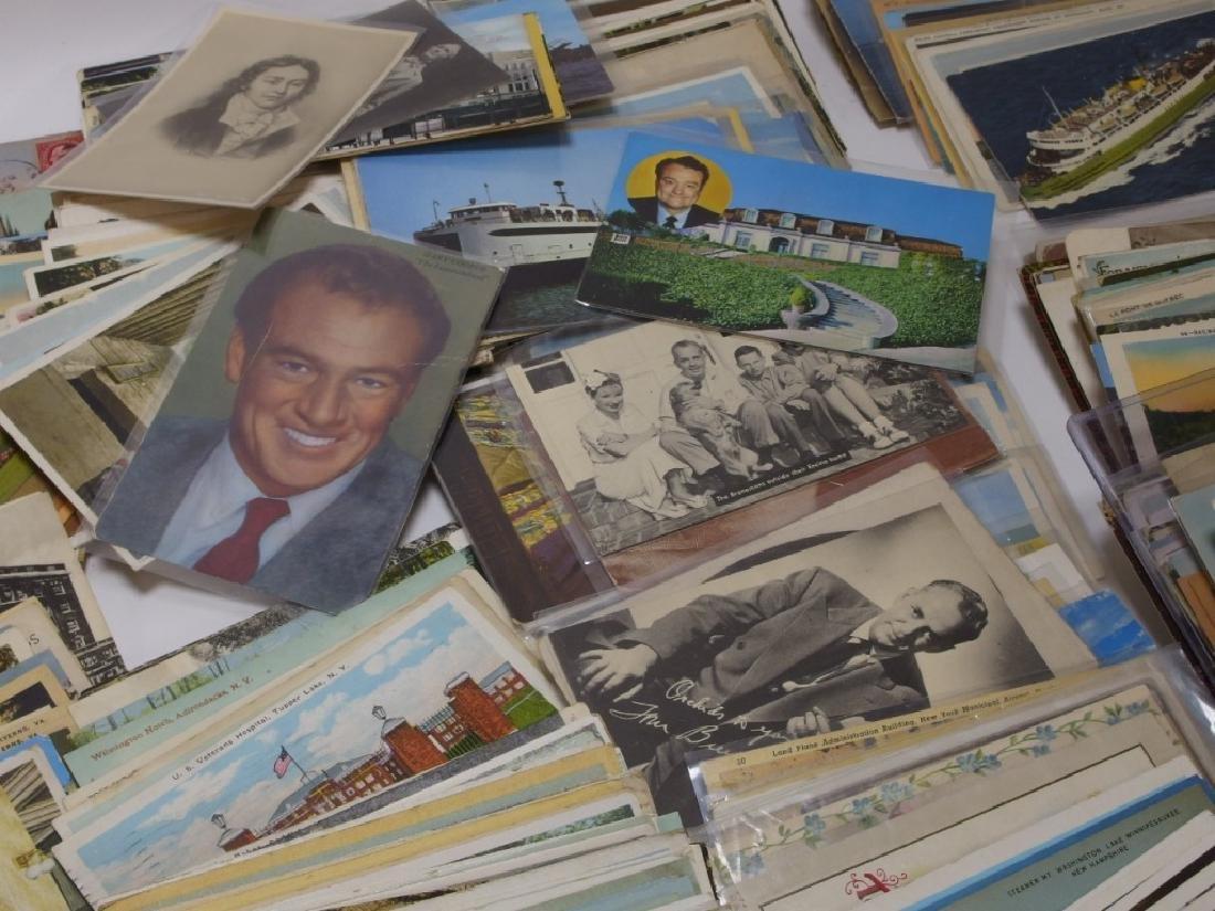 LG Group Vintage American & European Post Cards - 6