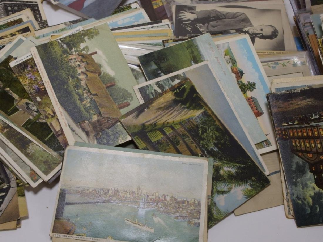 LG Group Vintage American & European Post Cards - 7