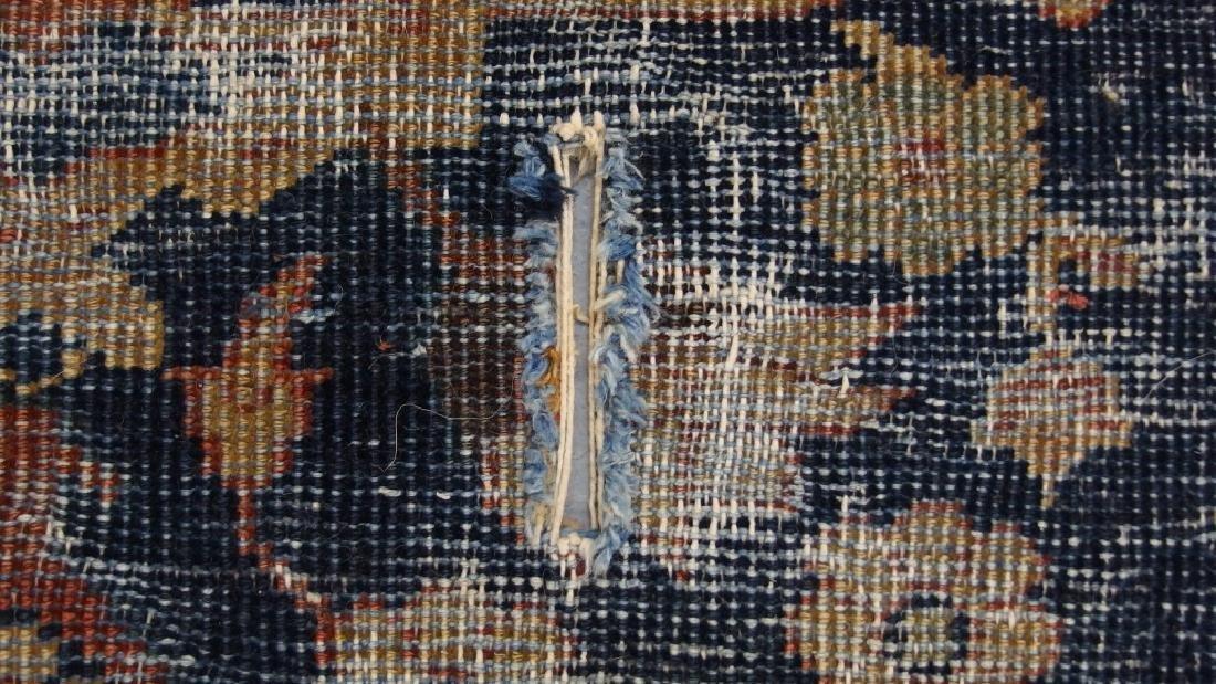 Persian Circa 1900 Mahal Zeiglar Type Carpet Rug - 10