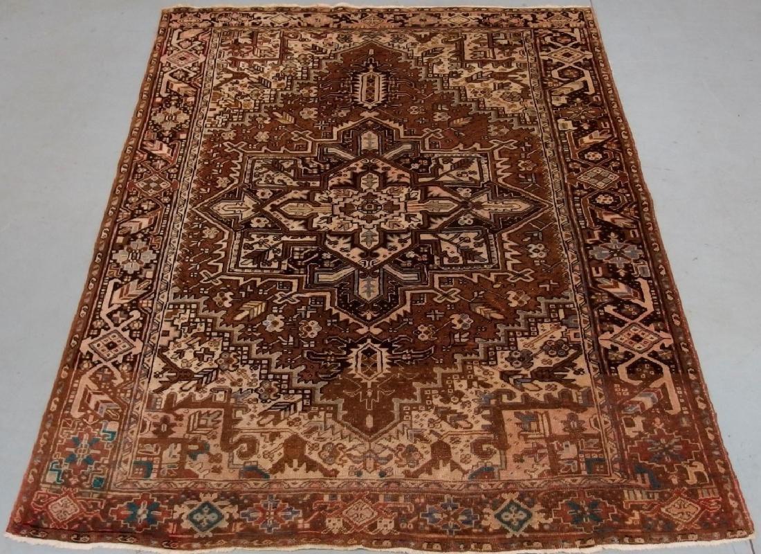 NW Persian Heriz Room Size Carpet Rug