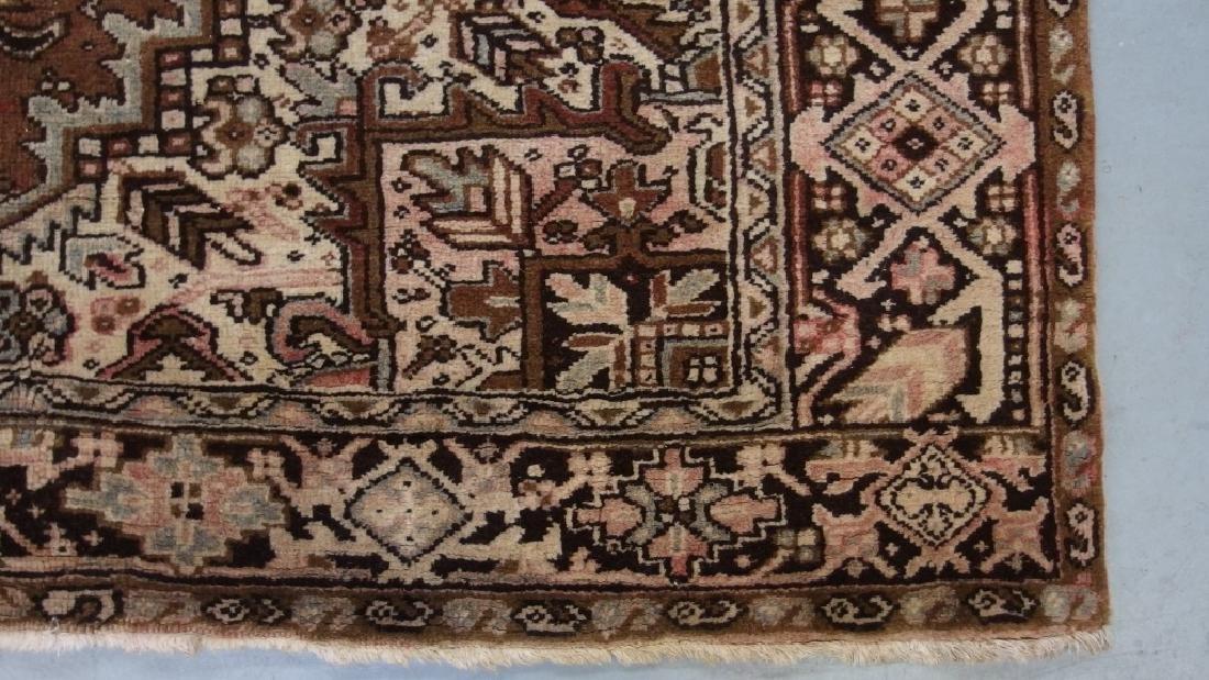 NW Persian Heriz Room Size Carpet Rug - 2
