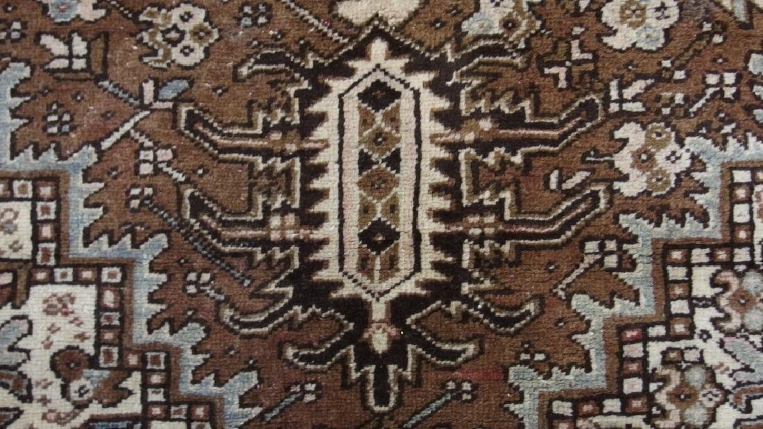 NW Persian Heriz Room Size Carpet Rug - 3
