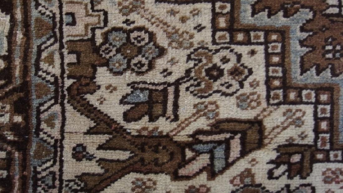 NW Persian Heriz Room Size Carpet Rug - 4