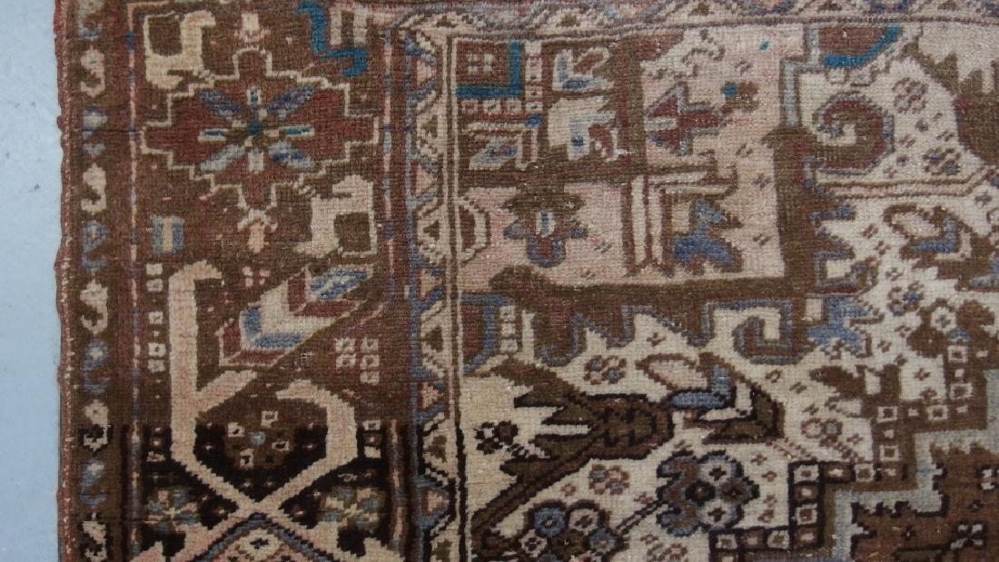 NW Persian Heriz Room Size Carpet Rug - 5