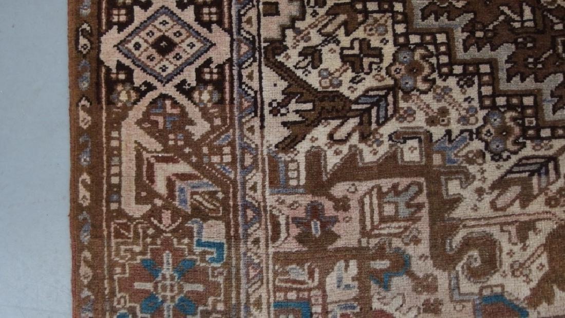 NW Persian Heriz Room Size Carpet Rug - 6