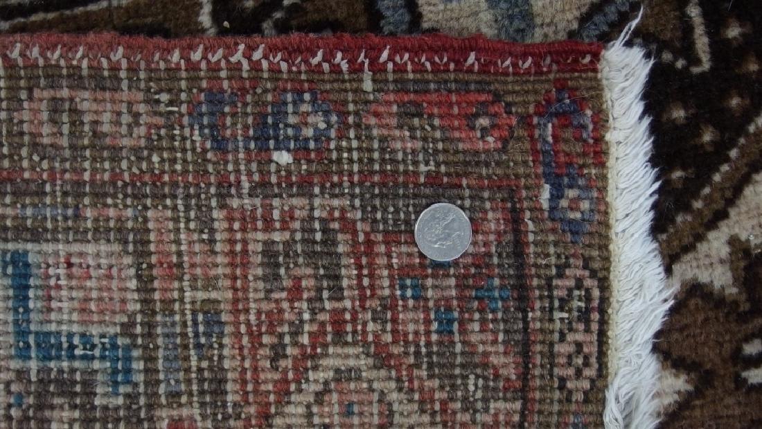 NW Persian Heriz Room Size Carpet Rug - 7