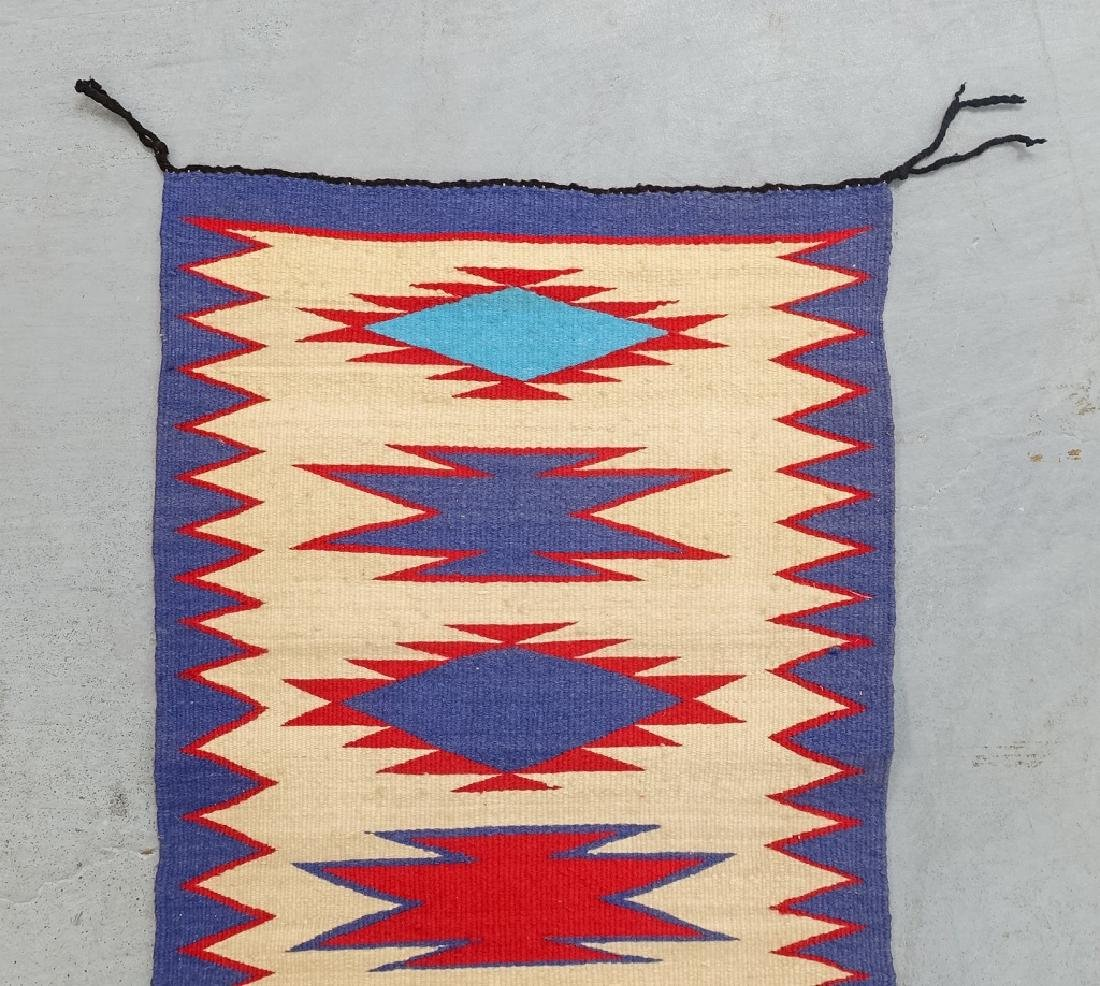 Native American Indian Basket & Yei Rug Group - 6
