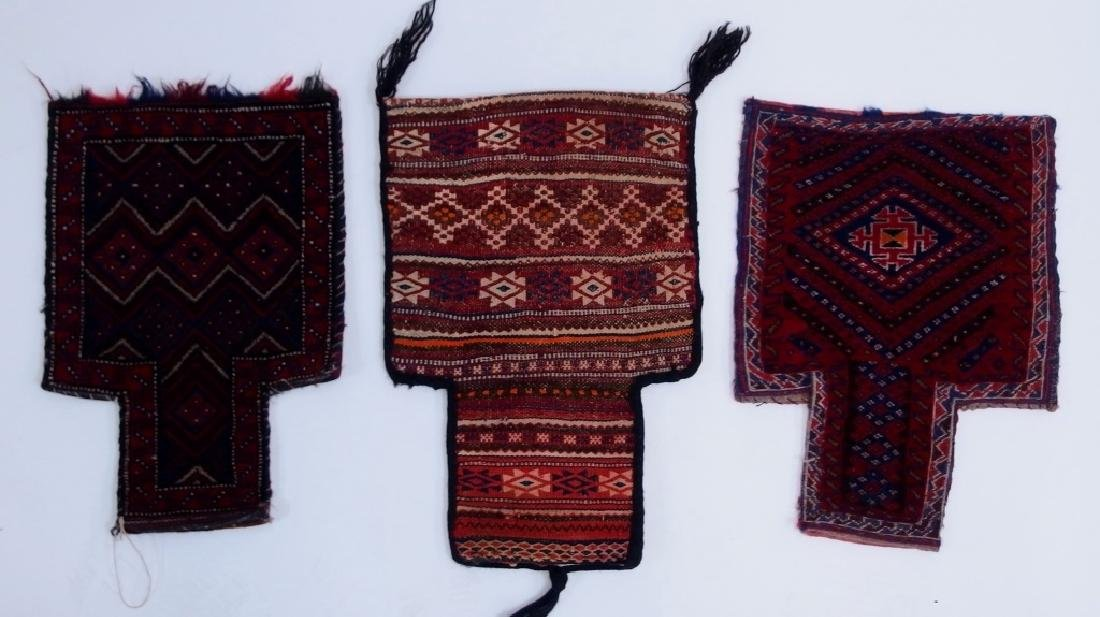 3 Persian Salt Bag Face Textiles