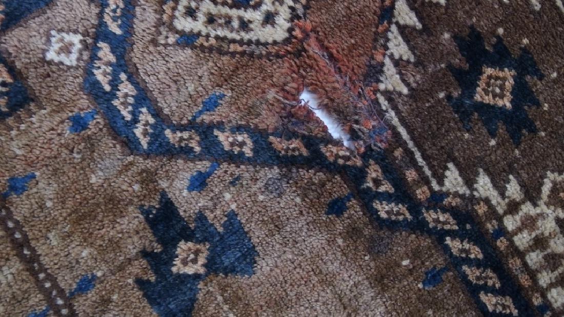 Persian Turkestan Soumak Mafrash Rug Textile - 4
