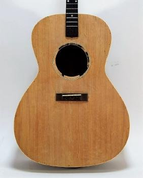 C.1920s Vintage Gibson TG-1 Tenor Guitar