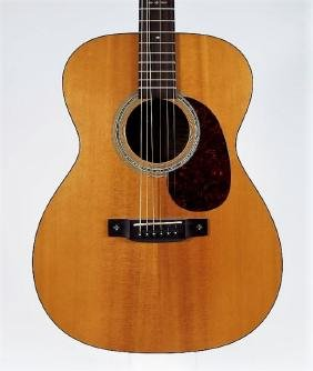 1997 Martin SP000-16T Acoustic Guitar