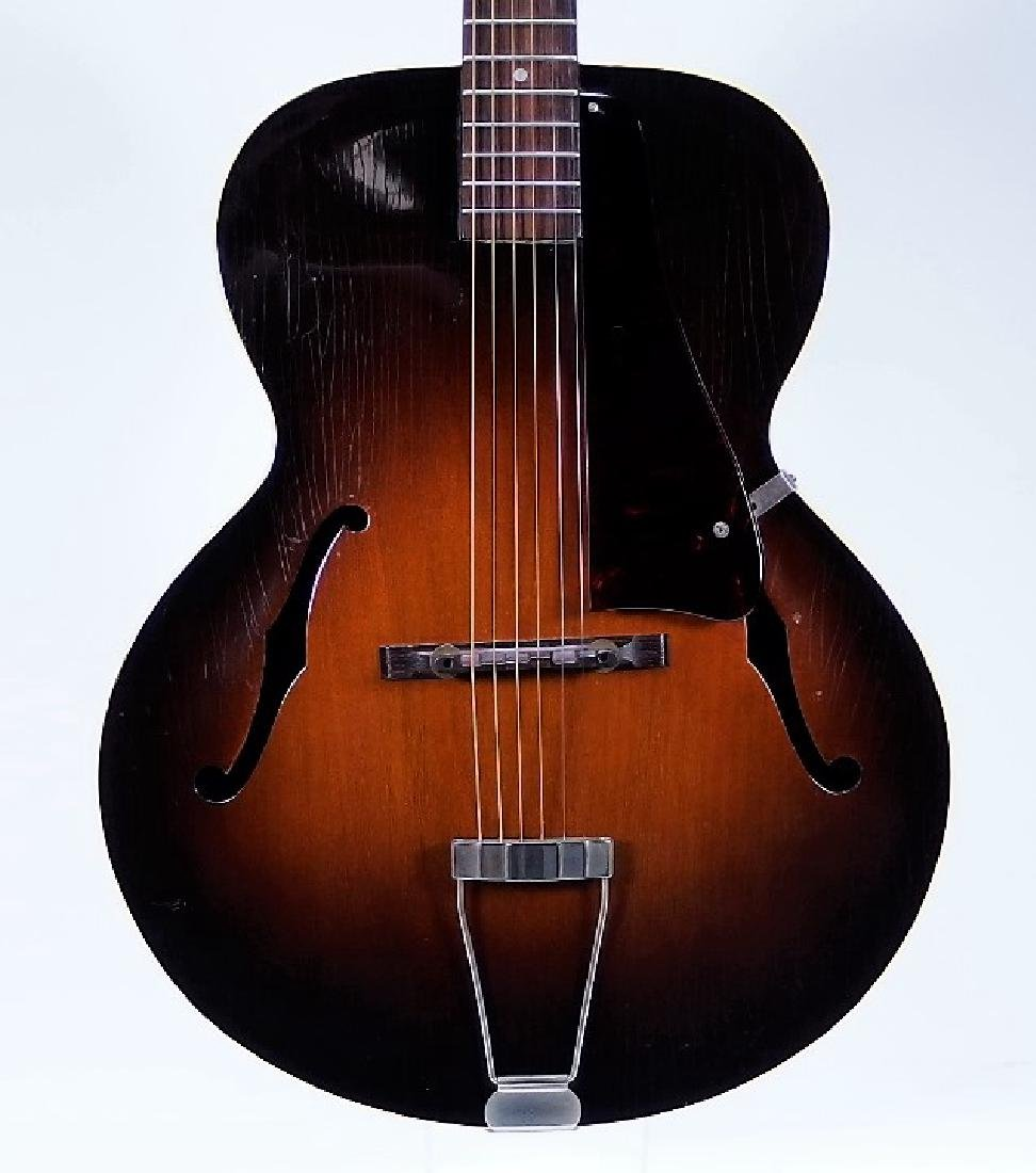 Vintage 1960s Gibson L-48 Archtop Guitar