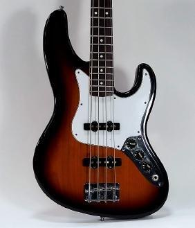 Rare Fender Longhorn Jazz Bass Guitar