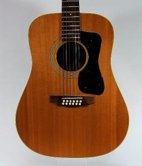 Vintage Guild G212 12-String Acoustic Guitar