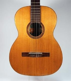 Giannini Exotic Wood Classical Acoustic Guitar