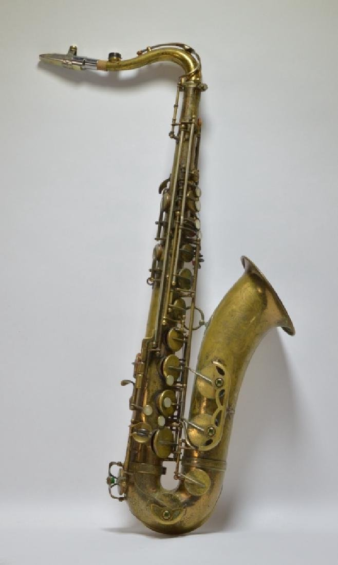 1958 Henri Selmer Paris Mark VI Tenor Saxophone