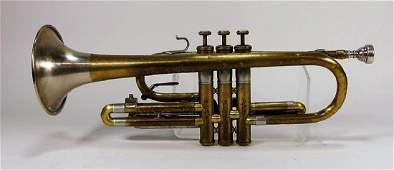 Antique 1948 FE Olds  Son Studio Trumpet