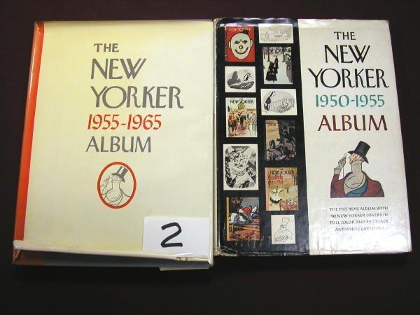 1202: THE NEW YORKER ALBUM, 1950-1955; 1955-65