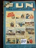 1280: (COMICS) NEW FUN COMICS, NO 2; MARCH, 1935; N