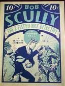 1290: DELL, HOWARD, BOB SCULLY, THE 2 FISTEO DETECTIVES
