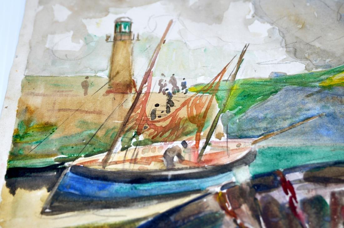 Hayley Lever watercolor England - 4