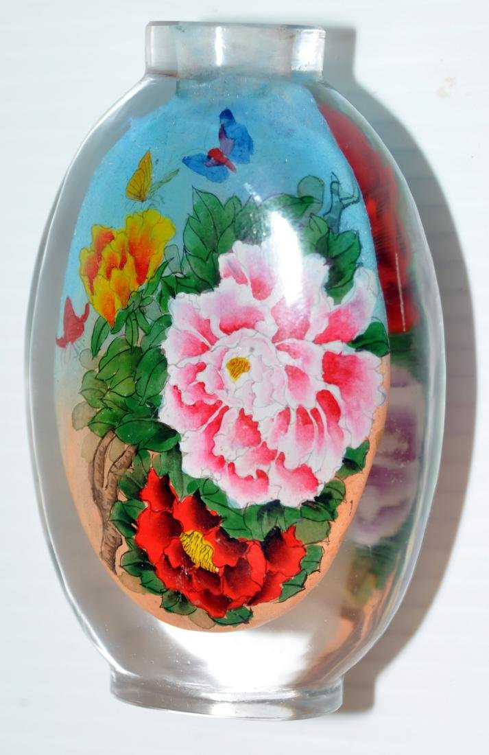 Chinese perfume master bottle floral