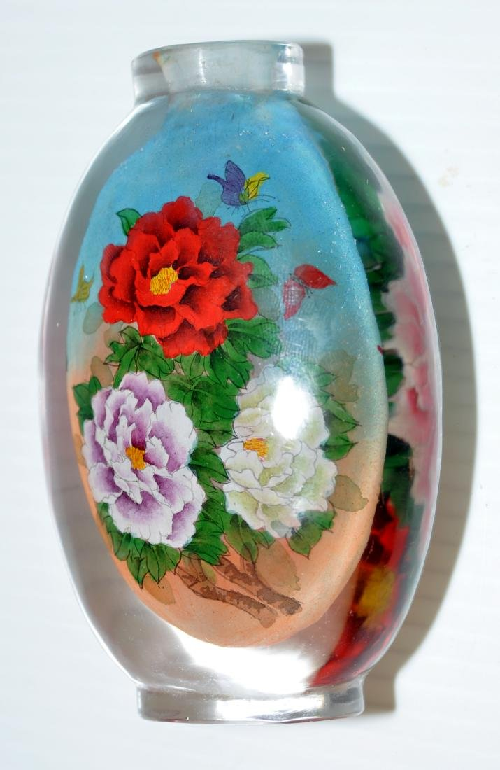 Chinese perfume master bottle floral - 2