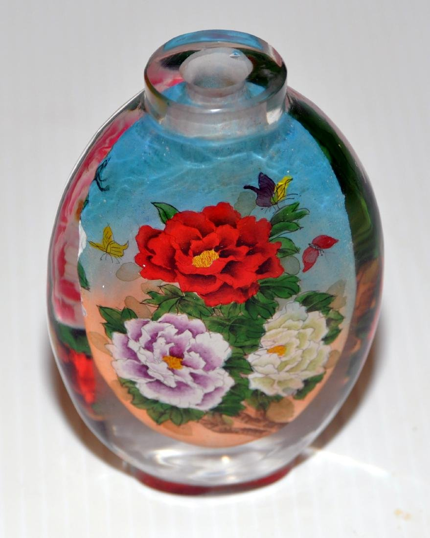 Chinese perfume master bottle floral - 3