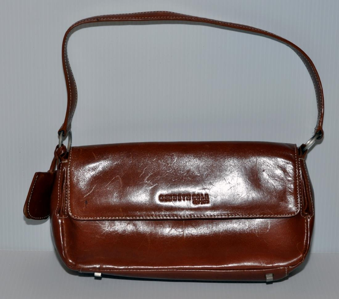 Kenneth Cole leather bag