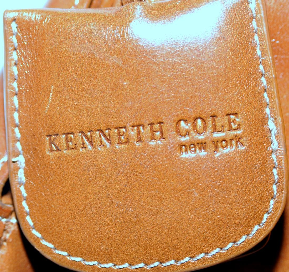Kenneth Cole leather bag - 5