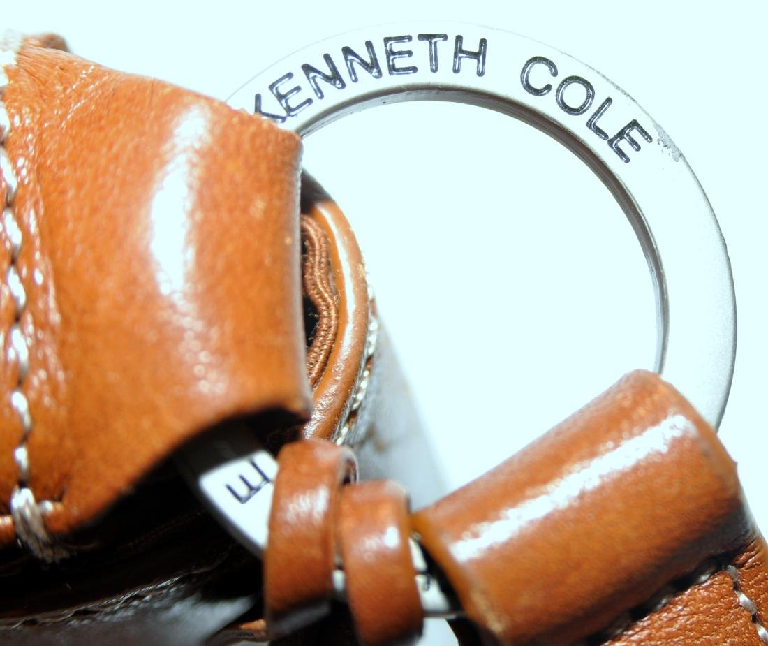 Kenneth Cole leather bag - 6