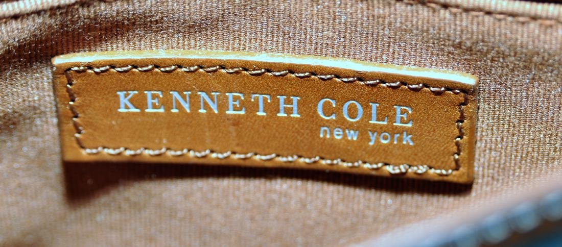Kenneth Cole leather bag - 7