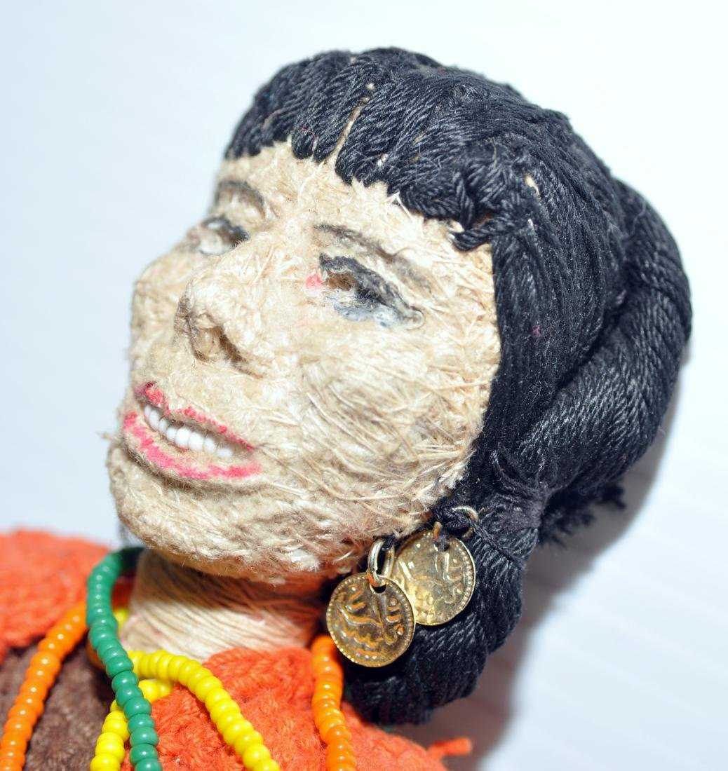 Doll -South American hand made - 5