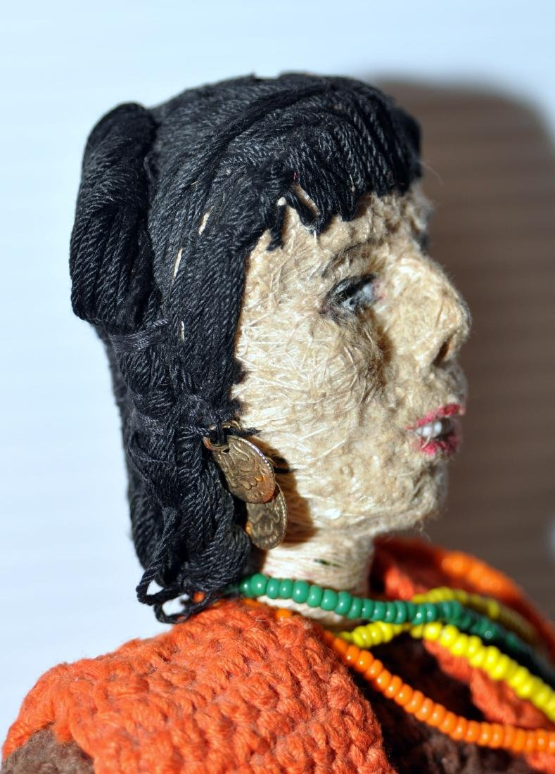 Doll -South American hand made - 8
