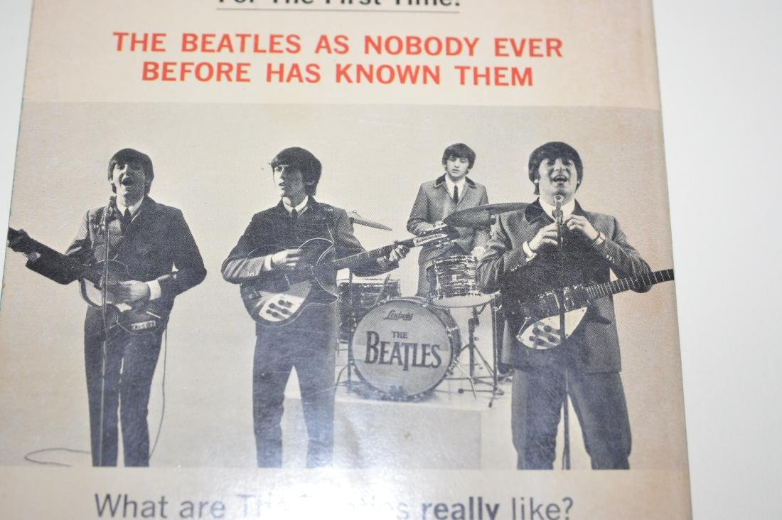 Beatles book Dell 50cents - 3