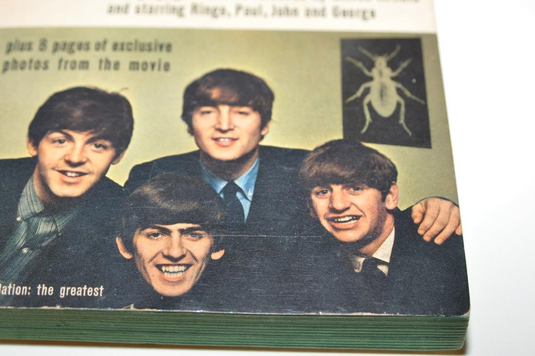 Beatles book Dell 50cents - 4