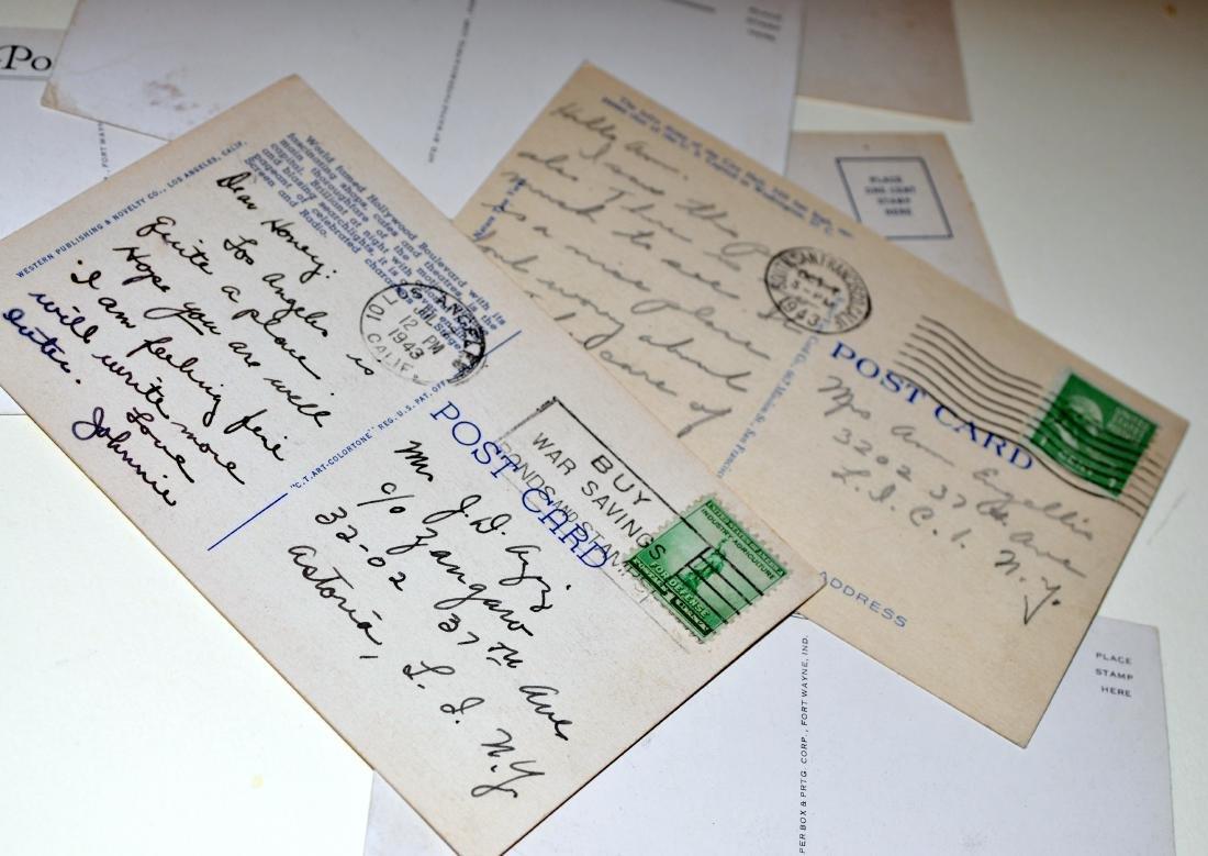 Vintage postcards California Yuba City - 7